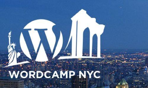 wordcamp nyc logo