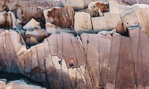 Cracks Canyon in Utah